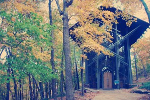 Sagrađena usred šume – Thorncrown kapela