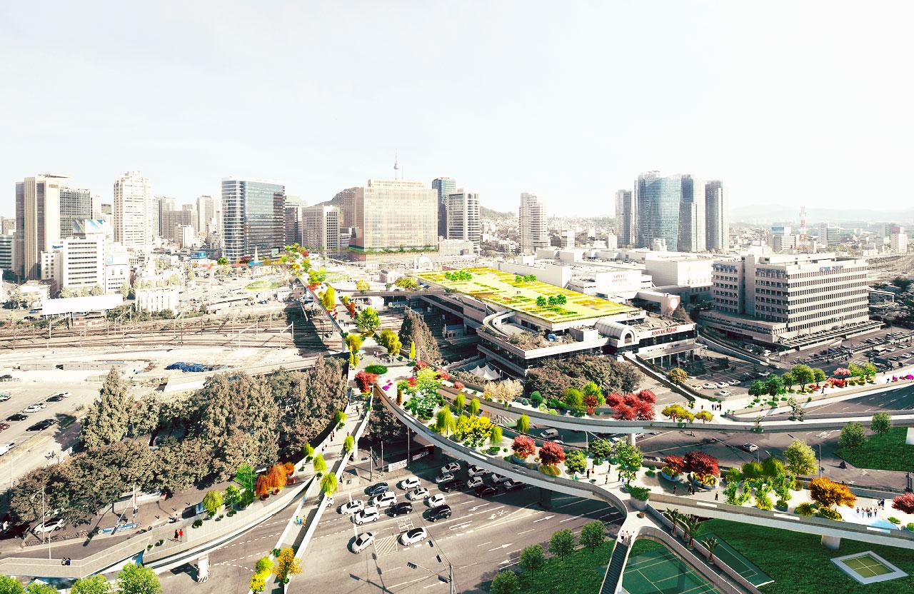 Prenamjena infrastrukture na korejski način