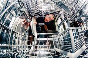 Pranjem posuđa u perilici štedite 10 dana života godišnje