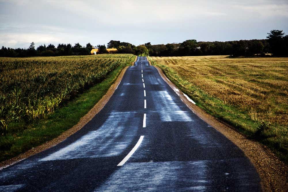 Suha cesta i po najvećem pljusku