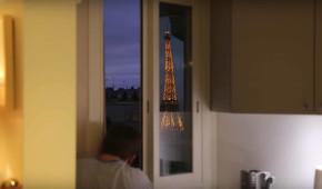 Ogledalima do boljeg pogleda s prozora